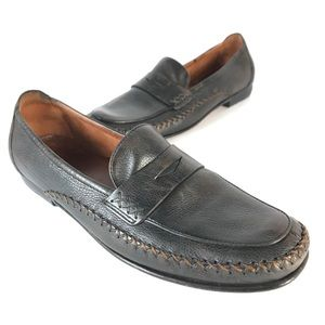 Cole Haan leather loafers size 10 AA